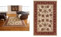 Oriental Weavers Rugs, Ariana 117J Tabriz Ivory