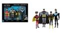 DC Comics NJ Croce The New Batman Adventures Masked Heroes Bendable Figures Set