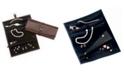 EMPORIUM LEATHER CO Royce New York Zippered Travel Jewelry Roll