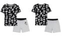 Peanuts Little Boys' Shorts Set
