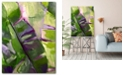 """Courtside Market Olive Bananna Leaves I Gallery-Wrapped Canvas Wall Art - 16"""" x 20"""""""