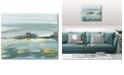 "Courtside Market Lewbeach Vista Gallery-Wrapped Canvas Wall Art - 16"" x 20"""