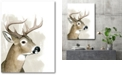 """Courtside Market New buck Gallery-Wrapped Canvas Wall Art - 18"""" x 24"""""""
