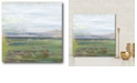 "Courtside Market Coastal Horizons Gallery-Wrapped Canvas Wall Art - 16"" x 16"""