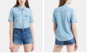 Levi's Short-Sleeve Ultimate Western Top