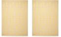 Safavieh Courtyard Beige and Yellow 9' x 12' Sisal Weave Area Rug