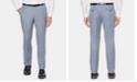 Perry Ellis Men's Portfolio Slim-Fit Performance Stretch Plaid Non-Iron Dress Pants