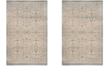 Safavieh Brilliance Cream and Sage 4' x 6' Area Rug
