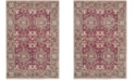 Safavieh Classic Vintage Red and Multi 8' x 10' Area Rug