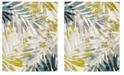 Safavieh Skyler Gray and Green 8' x 10' Area Rug