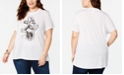 Modern Lux Trendy Plus Size Minnie Mouse T-Shirt
