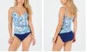 Lauren Ralph Lauren Fiesta Print Slimming-Fit Tankini Top & Brief Bottoms