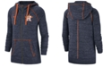 Nike Women's Houston Astros Gym Vintage Full-Zip Hooded Sweatshirt