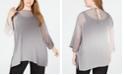 Eileen Fisher Plus Size Silk Tunic