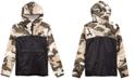 The North Face Big Boys Camo-Print Fanorak Jacket