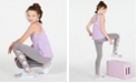 Ideology Big Girls Layered-Look Tank Top & Caged Hem Leggings Separates, Created for Macy's
