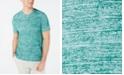 Michael Kors Men's Reverse Stripe Pima Cotton T-Shirt