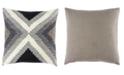 "Jaipur Living Terzan Geometric Poly Throw Pillow 20"""