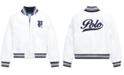 Polo Ralph Lauren Big Girls Chino Baseball Jacket