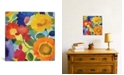 """iCanvas """"Market Flowers Ii"""" By Kim Parker Gallery-Wrapped Canvas Print - 26"""" x 26"""" x 0.75"""""""