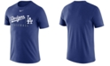 Nike Men's Los Angeles Dodgers Dri-FIT Practice T-Shirt