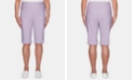 Alfred Dunner Petite Catalina Island Allure Stretch Bermuda Shorts