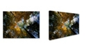 "Trademark Global Robert K Jones 'Autumn 99-1-z' Canvas Art - 32"" x 24"" x 2"""