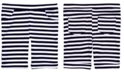 Epic Threads Toddler Girls Striped Bermuda Shorts, Created for Macy's