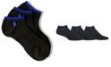 Polo Ralph Lauren Men's Socks, Atheltic Technical Low Cut No Show Performance 3 Pack