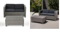 Noble House Puerta Outdoor 2pc Seating Set
