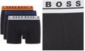 Hugo Boss HUGO Men's 3-Pk. Stretch Boxer Briefs