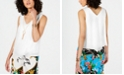 Thalia Sodi Sleeveless Necklace Top, Created for Macy's