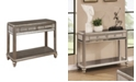 Coaster Home Furnishings Conner 2-Drawer Sofa Table