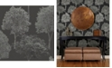 """Brewster Home Fashions Tree Tops Photographic Wallpaper - 396"""" x 20.5"""" x 0.025"""""""