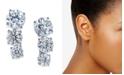 Eliot Danori Cubic Zirconia Graduated Drop Earrings, Created for Macy's