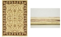 Bridgeport Home Passage Psg1 Ivory 7' x 10' Area Rug