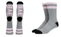 SOCK TALK Ladies' Crew Socks BAE