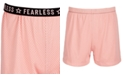 Ideology Big Girls Mesh Shorts, Created for Macy's