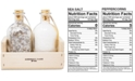 Kerber's Farm Sea Salt & Sea Salt Lavender Gift Set