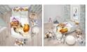 Design Art Designart 'Cute Labrador Dog Watercolor' Modern and Contemporary Duvet Cover Set - Twin