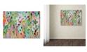 """Trademark Global Carrie Schmitt 'Padmasana' Canvas Art - 24"""" x 32"""""""