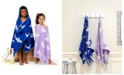 Linum Home Linum Kids 100% Turkish Aegean Cotton Hooded Easy Bath and Beach Wrap Collection
