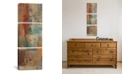 "iCanvas Oriental Trip Panel I by Silvia Vassileva Gallery-Wrapped Canvas Print - 36"" x 12"" x 1.5"""