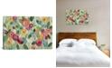 "iCanvas Fairy Tale Flowers V by Silvia Vassileva Gallery-Wrapped Canvas Print - 12"" x 18"" x 0.75"""