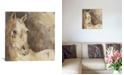 "iCanvas Jasmine by Albena Hristova Gallery-Wrapped Canvas Print - 18"" x 18"" x 0.75"""