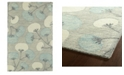 "Kaleen Montage MTG05-75 Gray 5' x 7'9"" Area Rug"