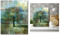 """Courtside Market Dream Field 16"""" x 20"""" Gallery-Wrapped Canvas Wall Art"""