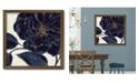 """Courtside Market Garden II 18"""" x 18"""" Framed Canvas Wall Art"""