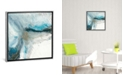"""iCanvas Split Apart by Blakely Bering Gallery-Wrapped Canvas Print - 26"""" x 26"""" x 0.75"""""""