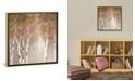 "iCanvas Sunlit Birch Ii by Carol Robinson Gallery-Wrapped Canvas Print - 18"" x 18"" x 0.75"""